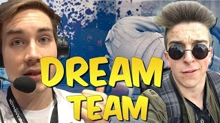 SUPREME DREAM TEAM w/ MojoOnPC!