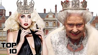 Top 10 Celebrities Who Should Be The Next Queen