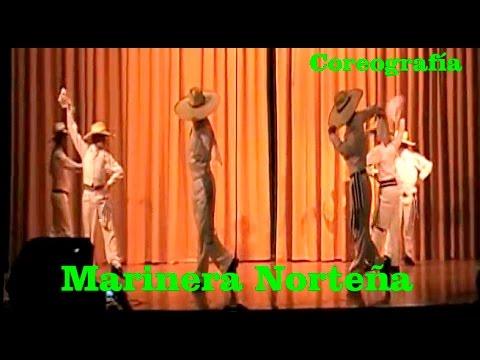 Coreografia de Marinera Varones - Orgullo Peruano - Marzo 2009