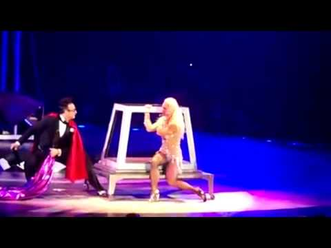 The Circus Starring Britney Spears Dvd [part 4] Ooh Ooh Baby   Hot As Ice video