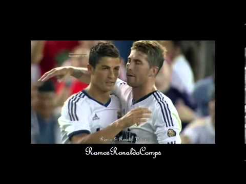 Sergio Ramos & Cristiano Ronaldo - Wild Ones
