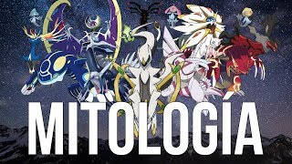 Mitología Pokémon: Creación del Universo