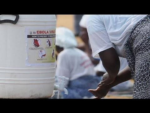 Stronger steps taken in West Africa to try to halt spread of Ebola virus
