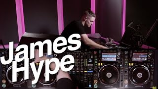 James Hype - DJsounds Show 2017