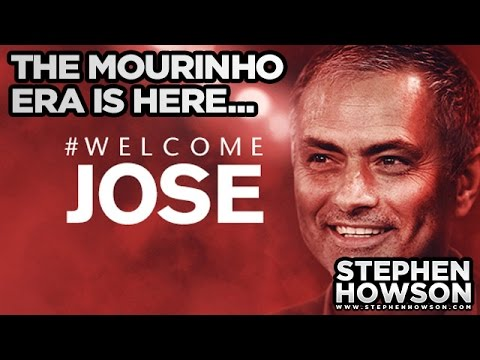 The Jose Mourinho Era Is Here... | Manchester United