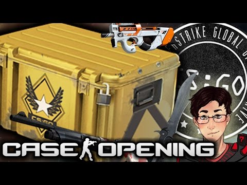 Counter Strike: Global Offensive - Case Opening! (10 Operation Breakout)