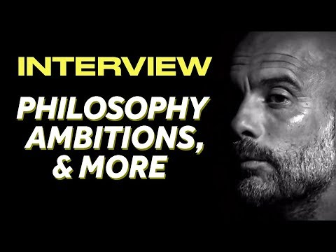 Pep Guardiola's Philosophy: Inside The Mind of Manchester City's Coach