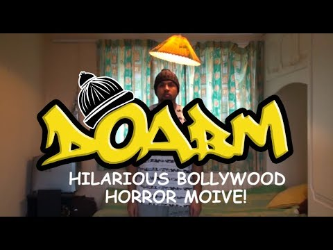 DOABM 26- HILARIOUS BOLLYWOOD HORROR MOVIE! I SIGNED A 2 BOOK DEAL WITH PENGUIN!