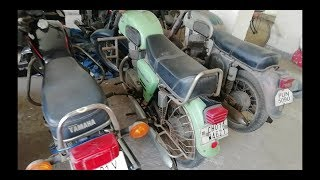 Old vintage  bike collection part 2. पुरानी बाईक