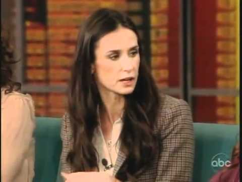 Alicia Keys - Jennifer Aniston - Demi Moore - The View - October 7, 2011 - Part 1