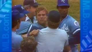 KC@NYY: George Brett and the pine tar incident