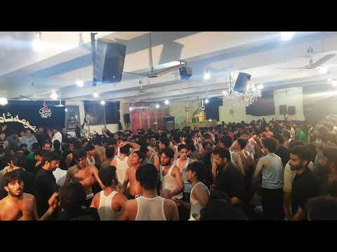 Tur Chalian Sham Nu Baba Hassan Sadiq Live Noha