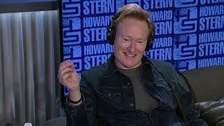 Conan & Howard Stern On The Art Of Conversation