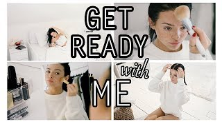 FALL MORNING ROUTINE |  An EXTRA Get Ready With Me!