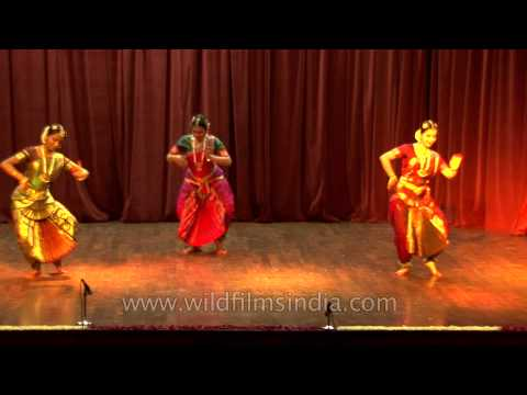 Bharatnatyam - Indian Classical Dance