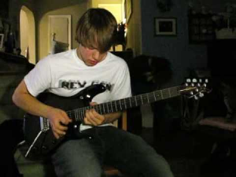 Freaky Friday Ultimate guitar solo
