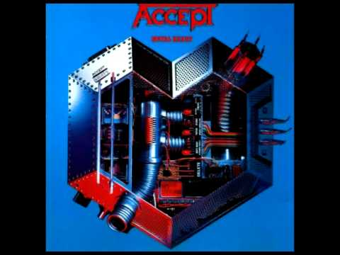 Accept - Too High To Get It Right