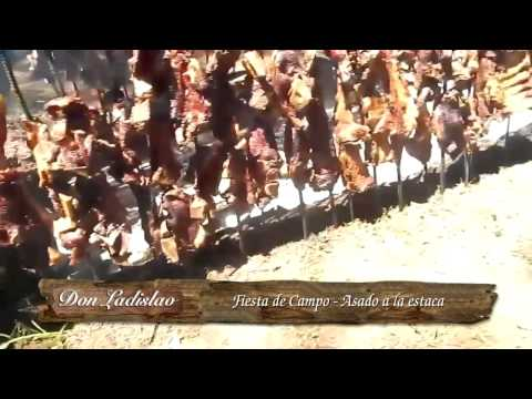 Campo Tradicionalista Don Ladislao - Fiesta de campo - Apóstoles Misiones - Cabalgatas - Asado