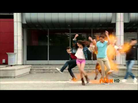 Power Rangers Super Megaforce - Love is in the Air - Love Triangle (HD)