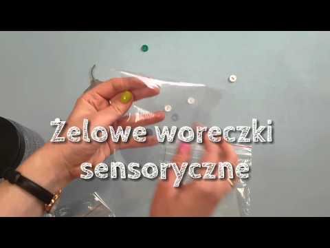 Woreczki Sensoryczne Dla Dzieci - Zabawa Zamiast Tabletu. Sensoryczny Tablet