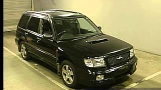 1998 SUBARU FORESTER 4WD SF5
