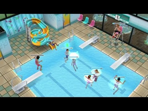 The Sims FreePlay - Pool Update Coming Soon Trailer - iOS Android
