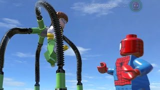 LEGO SPIDER-MAN VS DOCTOR OCTOPUS (Battle) - LEGO Marvel Super heroes