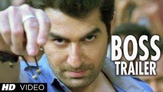 Khokababu - BOSS Bengali Movie 2013 (Official Theatrical Trailer) Ft. Superstar Jeet & Subhasree
