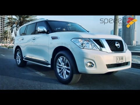 Test Drive - Nissan Patrol -  