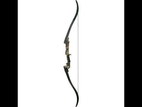 MARTIN JAGUAR TAKE-DOWN RECURVE BOW