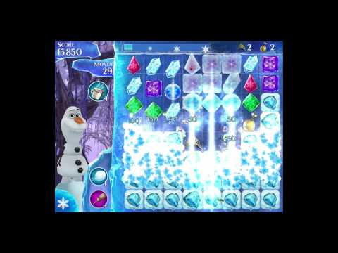 Disney Frozen Free Fall Level 112