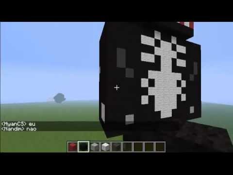 Minecraft: Venom Extreme e Feromonas - Skins Com GangueGangrena