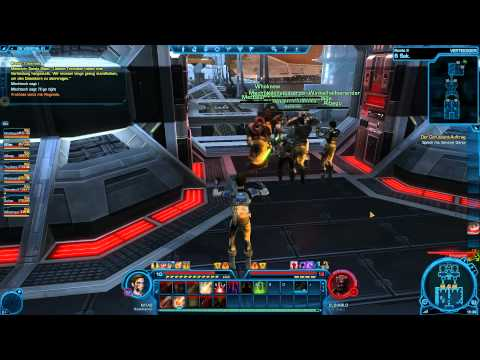 Star Wars: The Old Republic - Gameplay German/Deutsch Part 1