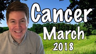 Cancer March 2018 Horoscope | Gregory Scott Astrology