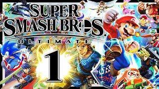 SUPER SMASH BROS. ULTIMATE # 01 👊 Classic Mode: Super Mario! • Let's Play Super Smash Bros. Ultimate