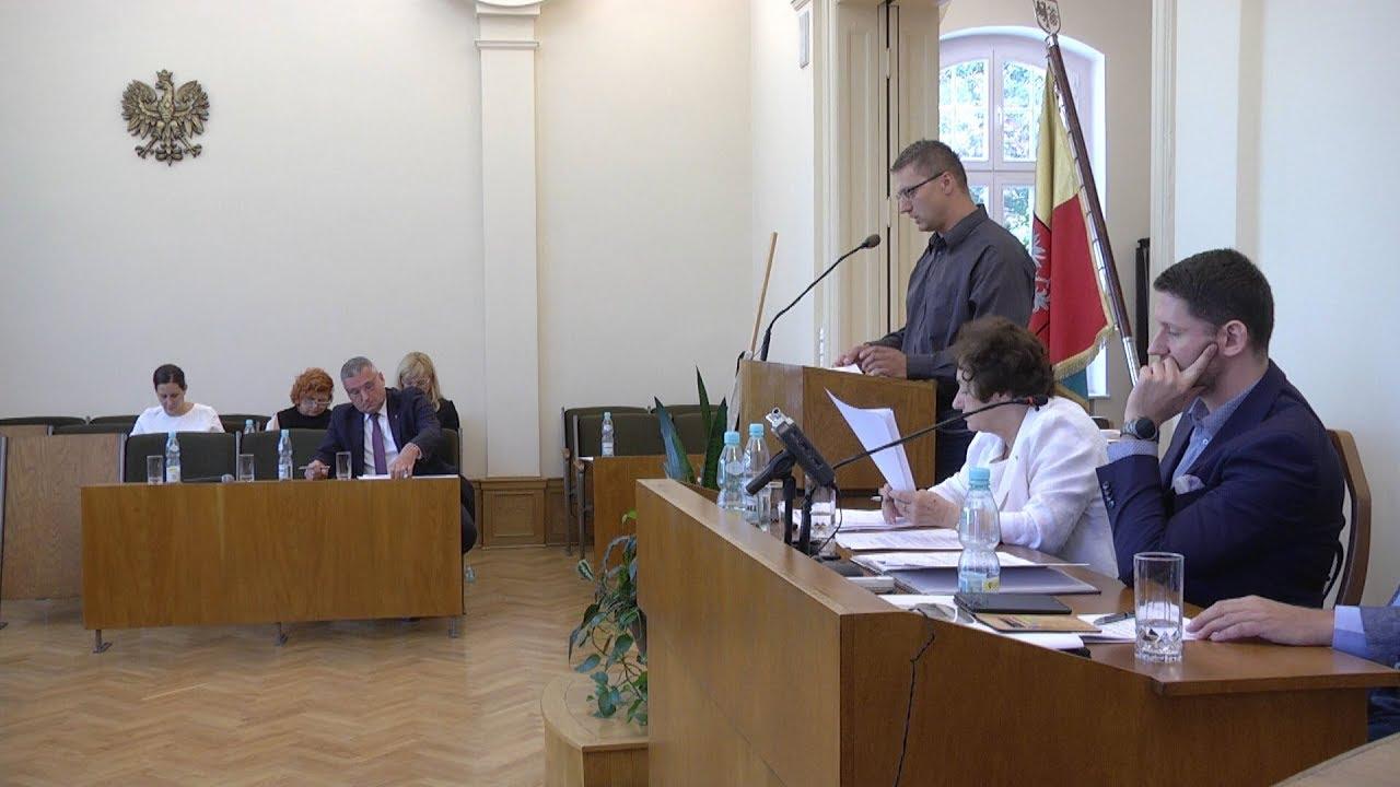 LIII sesja Rady Miejskiej, część II