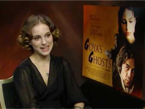 Natalie Portman Black Swan Interview Natalie Portman Interview 39