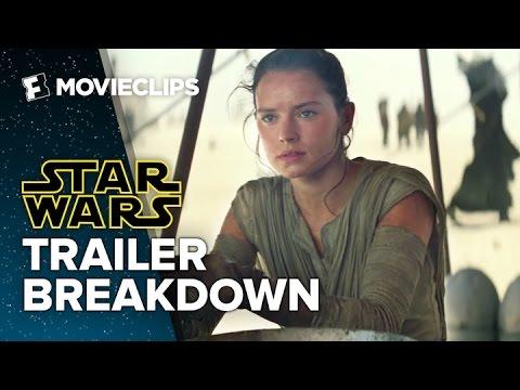 Star Wars - The Force Awakens Trailer Breakdown (2015) - Kristian Harloff HD