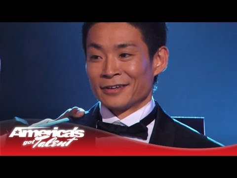 Kenichi Ebina - Amazing Dancer Wins America's Got Talent Season 8 - America's Got Talent 2013