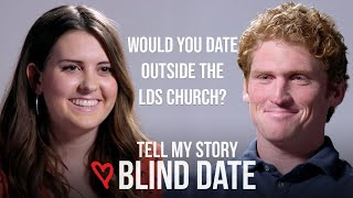 Mormons Chat About Faith on a Blind Date (feat. Stuart Edge) | Tell My Story