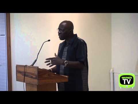 Jack Warner's Press Conference at Normandie