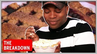 9 Pie Mukbang With Todrick Hall | The Breakdown Ep. 10