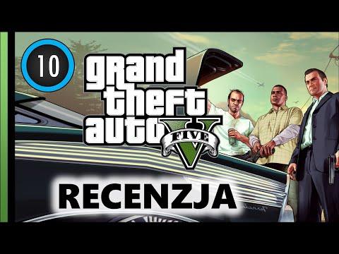 GTA 5 - RECENZJA