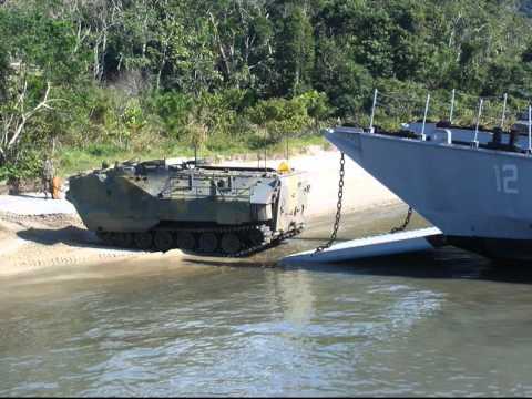 Fuzileiro Navais - Batalhão de viaturas Anfibias