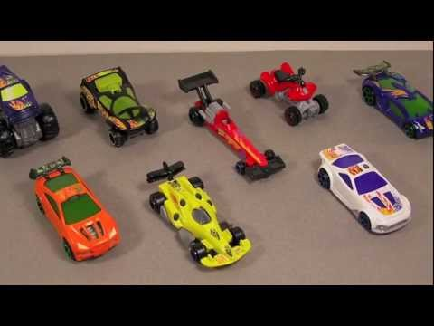 Cars  Happy Meal Toys