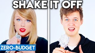TAYLOR SWIFT WITH ZERO BUDGET! (Shake It Off PARODY)