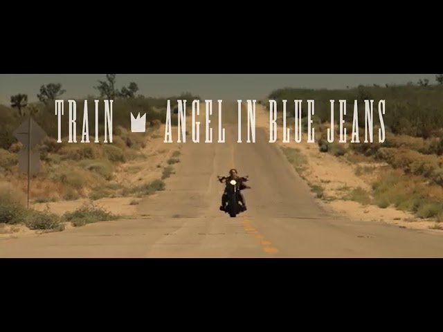 Train - Angel In Blue Jeans Official Music Video
