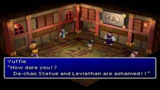 Final Fantasy VII Playthrough Part 49 Wutai Pagoda