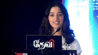 """RJ Balaji's acting was the reference to the Telugu & Hindi roles"" – Tamannaah"