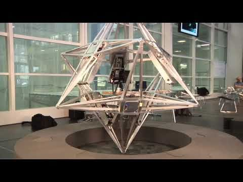 The Balancing Cube, ETH Zurich